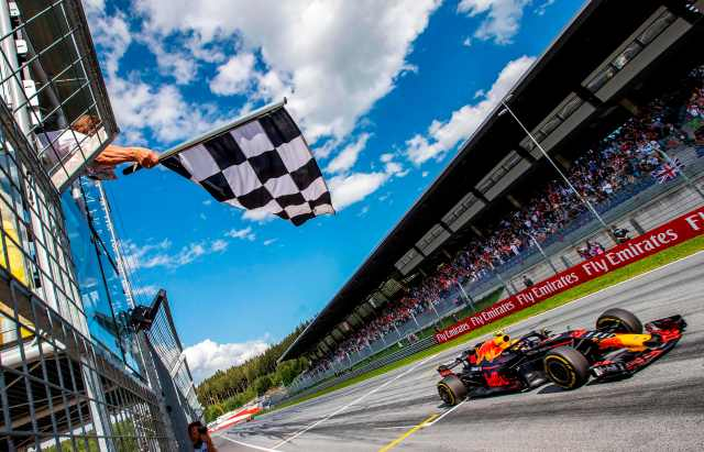 Win tickets to every F1 race this season thanks to Virgin Radio and Sky