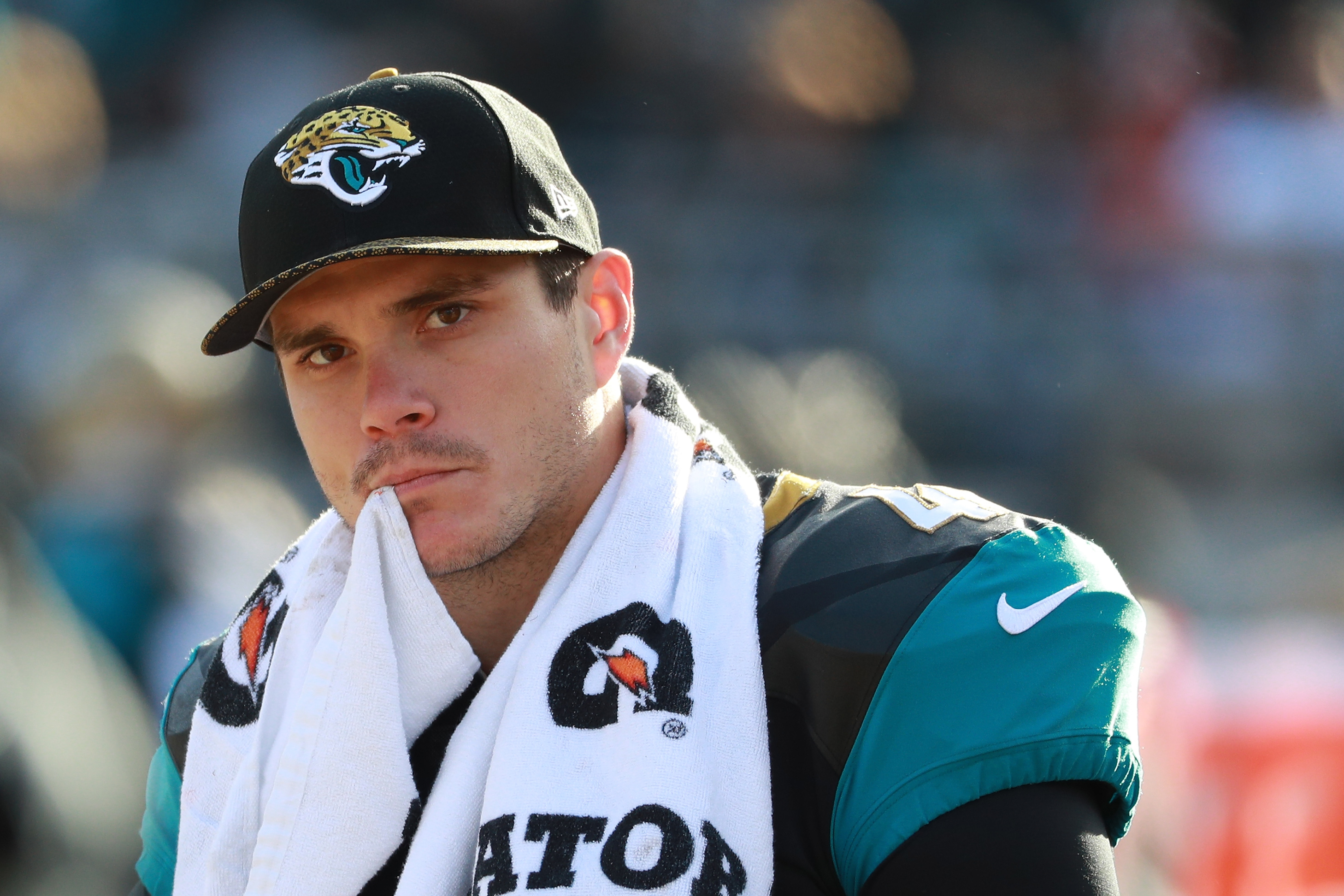 Jacksonville Jaguars kicker Lambo says a career in the NFL will be 'difficult' despite Kane's obvious talent