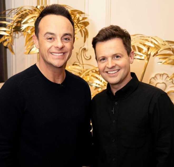 Ant McPartlin returned to Britain's Got Talent in 2019 with best pal Declan Donnelly