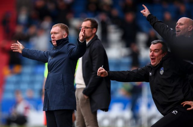 Paul Scholes quit as Oldham boss after just 31 days in charge of the League Two club