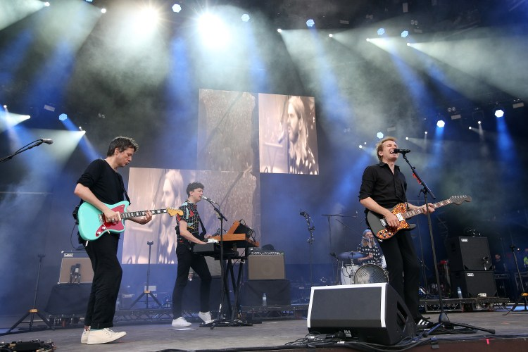 Franz Ferdinand are also on the line-up for the Liverpool festival