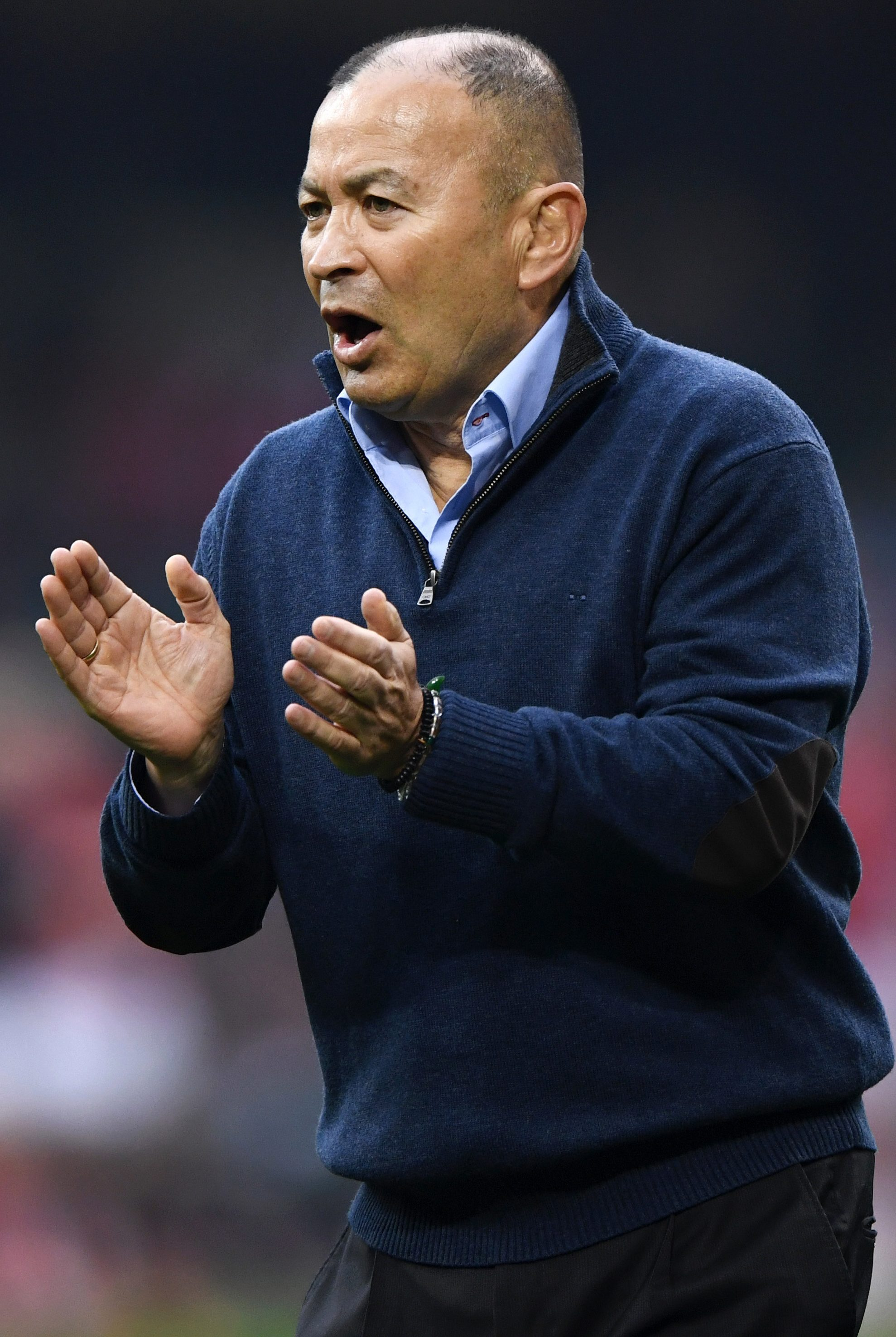 England boss Eddie Jones has taken a tough line in the past on misbehaving stars