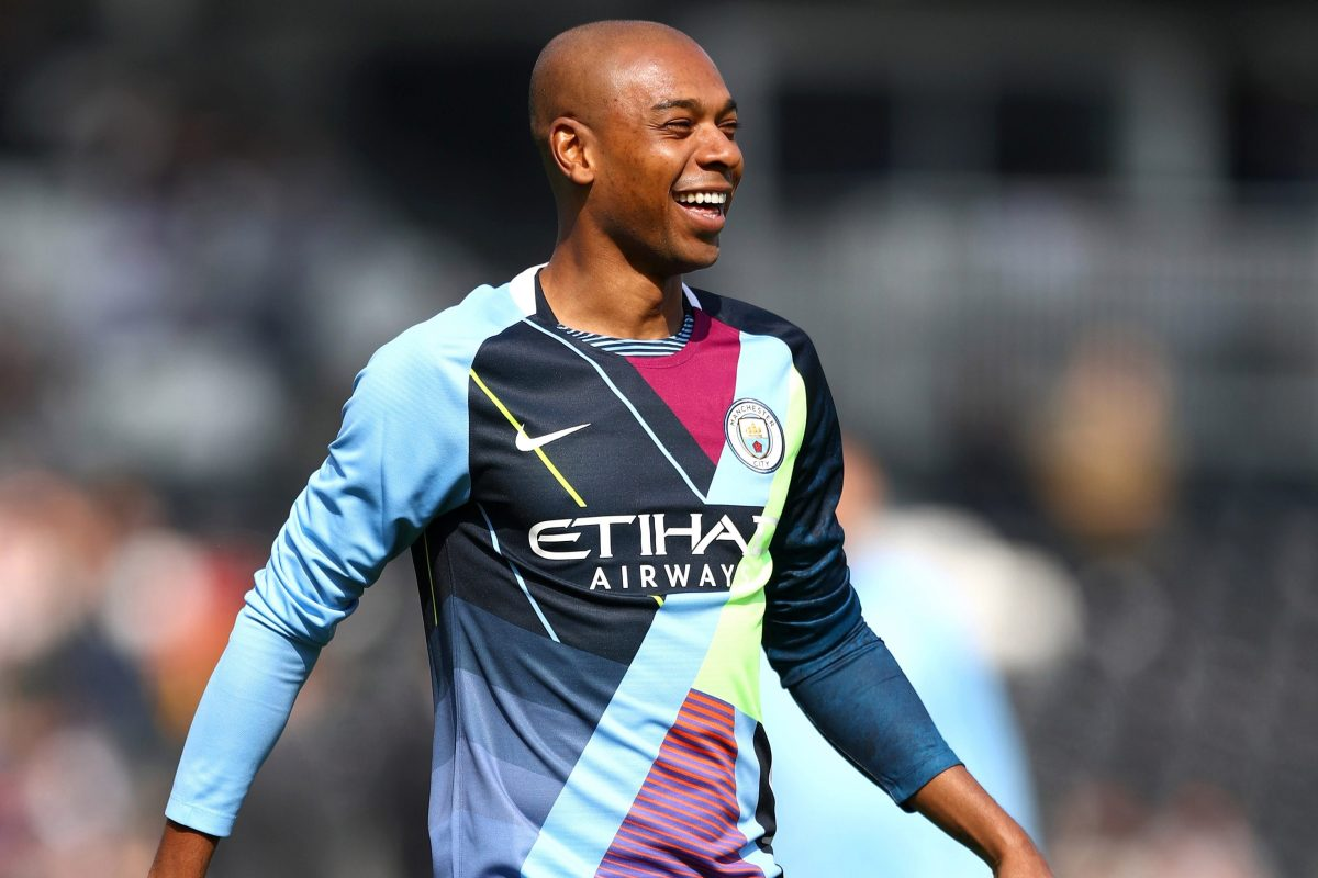 timeless design 08ce9 c01ff Man City warm-up in new mash-up Nike kit ahead of Fulham ...