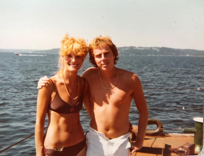The pair married in 1967