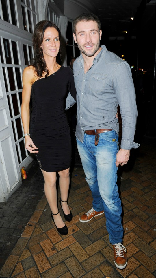 Ben Cohen's relationship with Abby Blayney was hit by the Strictly curse
