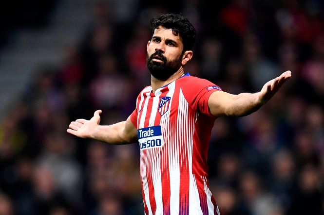 Atletico Madrid striker Diego Costa has been accused of £1million tax fraud Spanish reports claim