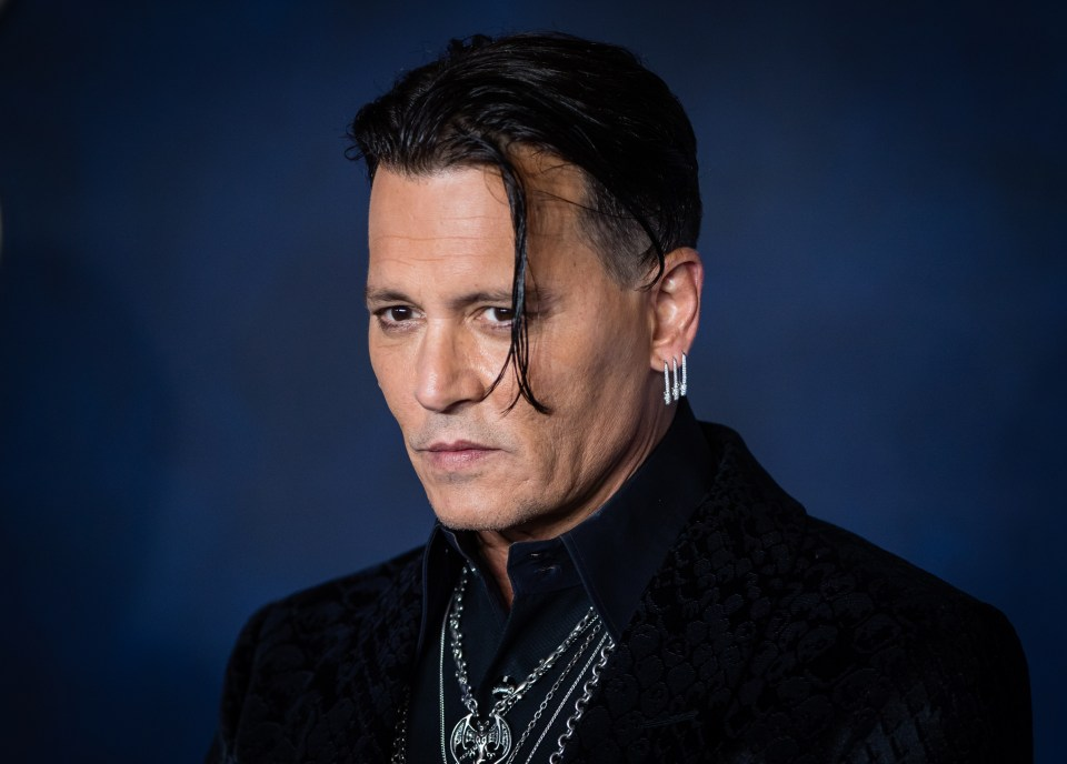 Johnny Depp fiercely denies Amber's claims made in the court documents