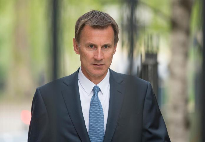 Jeremy Hunt has urged caution over Huawei's 5G bid