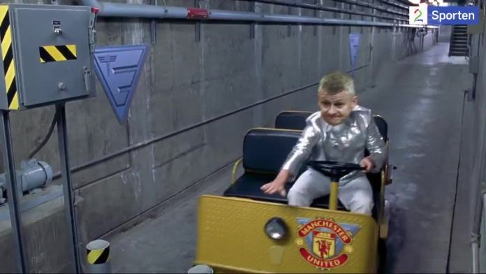 A Norwegian TV channel hilariously replicated the famous Austin Powers scene with Ole at the wheel