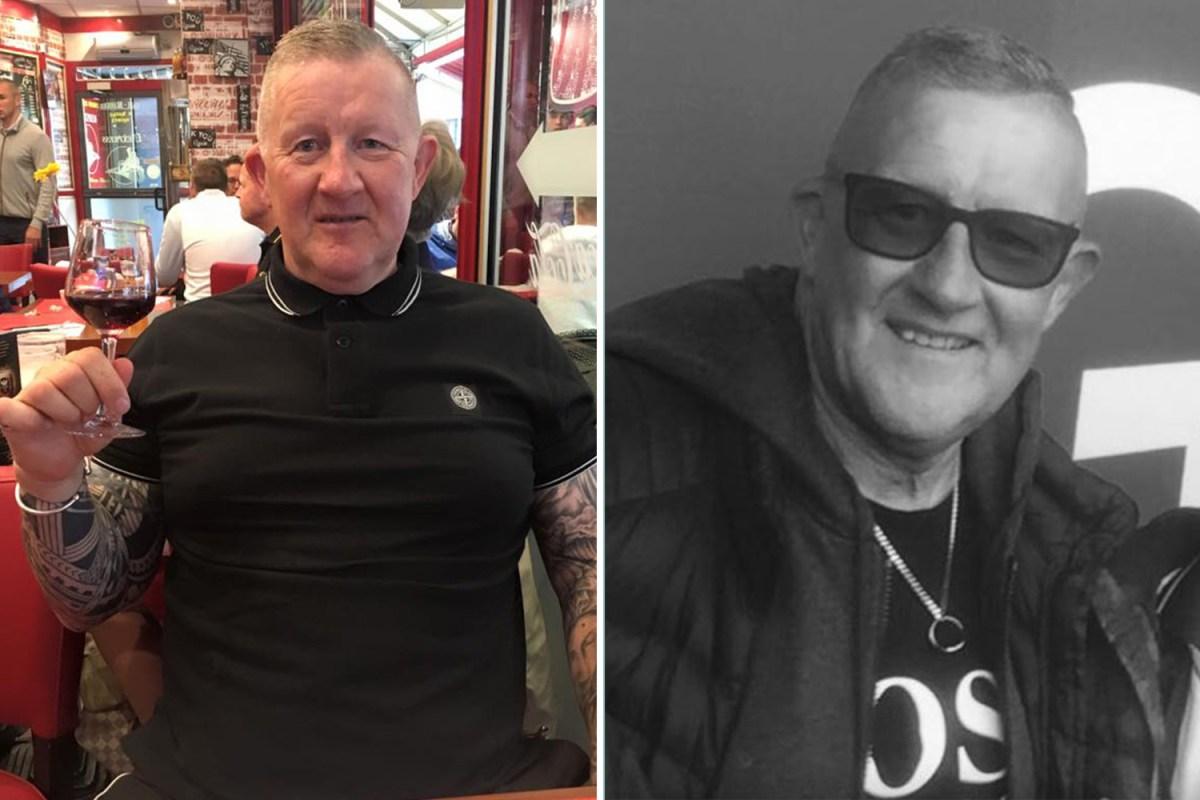 RAF veteran, 57, stabbed to death by gang 'for keys to his new van'