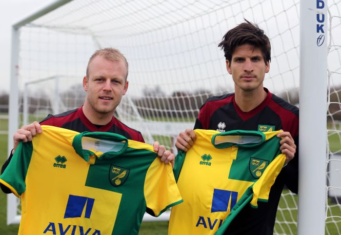 Steven Naismith and Timm Klose arrived in January 2016 for £9.1m and £8.5m respectively