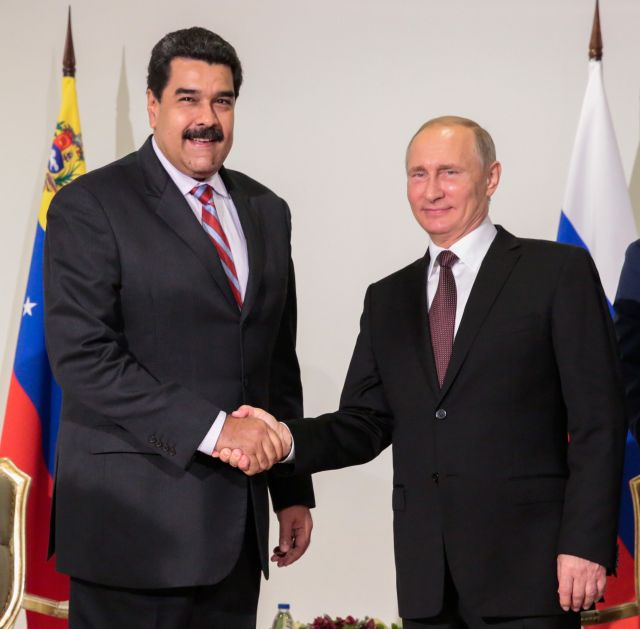 President Maduro travelled to Moscow to meet Putin in early December