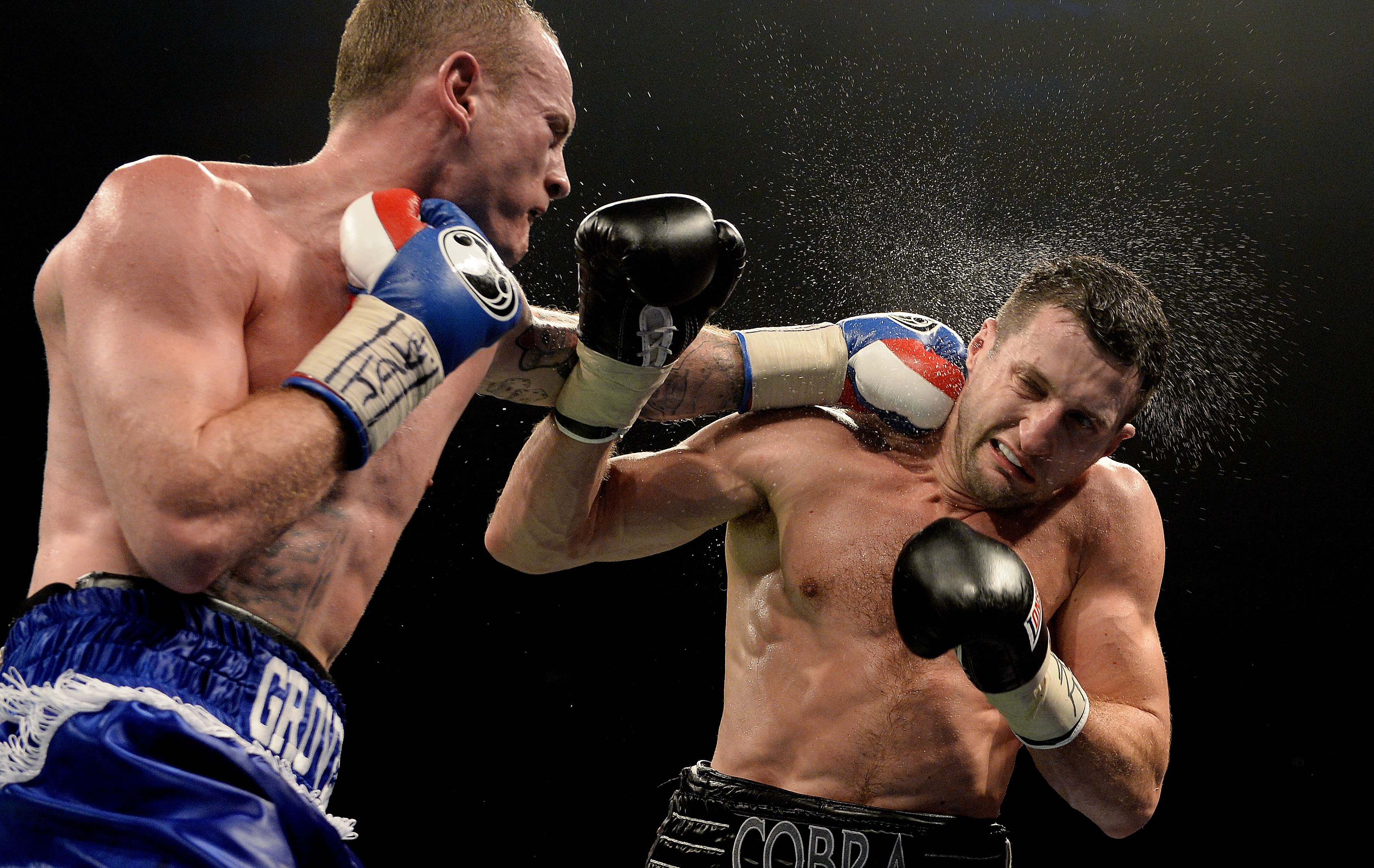 Carl Froch insisted he will come out of retirement and face rival George Groves for the third time
