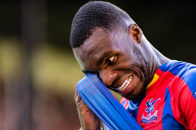 Christian Benteke has scored just four goals across the last two seasons for Crystal Palace