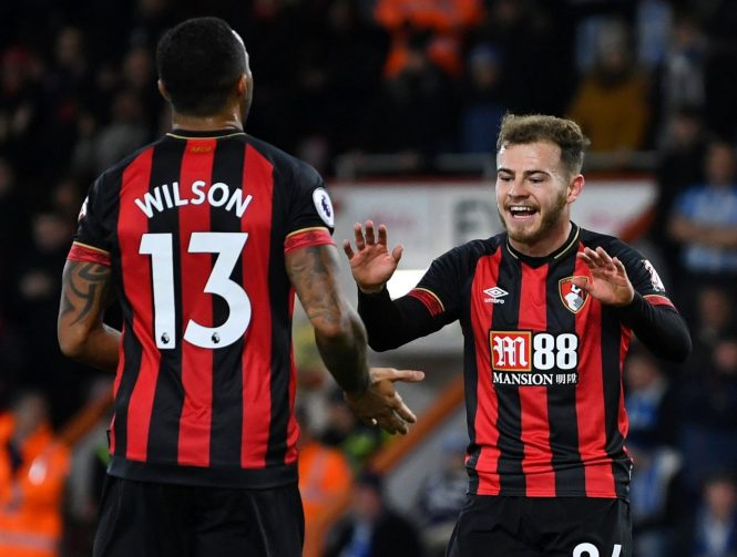 Bournemouth will be desperate to keep hold of Callum Wilson and Ryan Fraser this summer