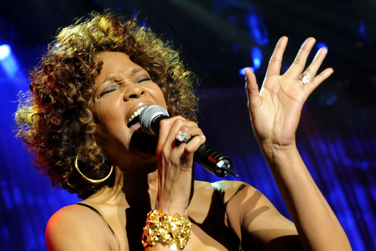 Whitney Houston hologram tour in production seven years after her death