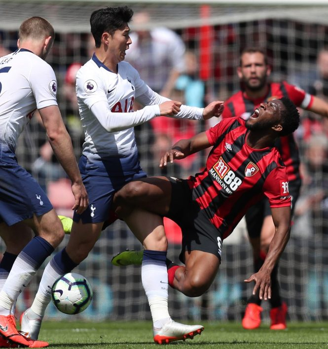 Tottenham To Appeal Son's Red At Bournemouth After Ace