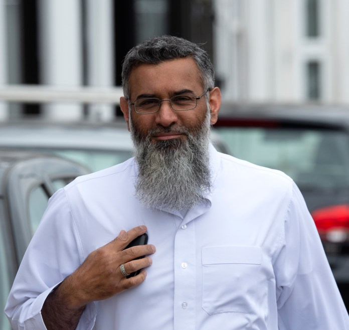 Anjem Choudary, who drank and took drugs at university, was jailed in 2016 for inviting others to join IS