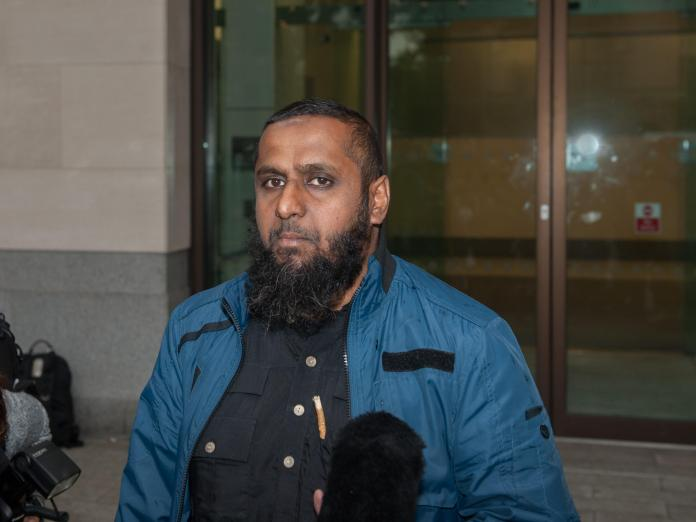 Mohammed Shamsuddin, no2 in al-Muhajiroun was filmed praying with London Bridge plotter Khuram Butt