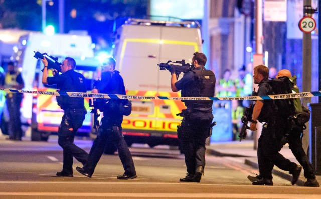 They were among eight people killed in a van and knife rampage on London Bridge and in Borough Market on June 3 2017