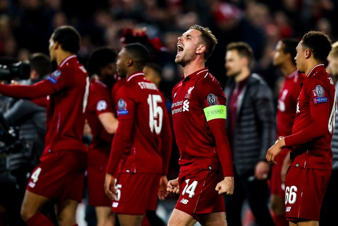 Liverpool pulled off one of the greatest European comebacks as a team