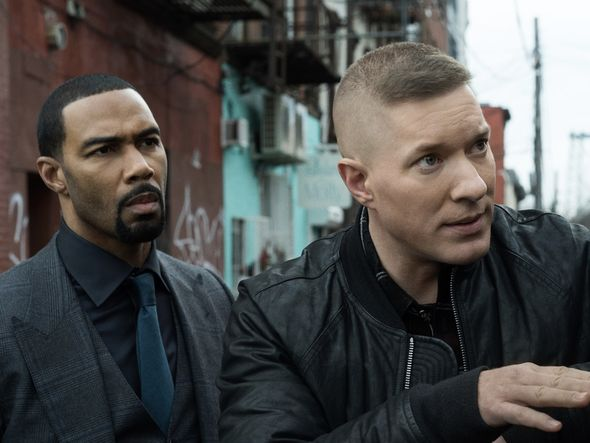 Ghost and Tommy in Netflix TV show, Power