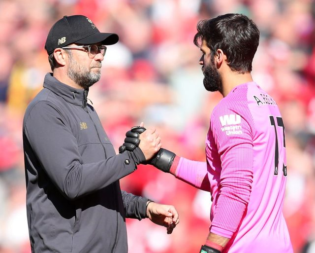 Jurgen Klopp will have learnt lessons from last season while Alisson is a key addition between the sticks