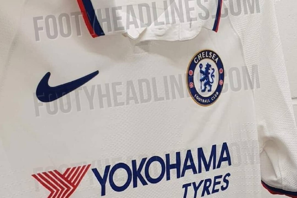 san francisco da239 67b47 Chelsea 2019-20 away shirt leaked on internet... and it's ...
