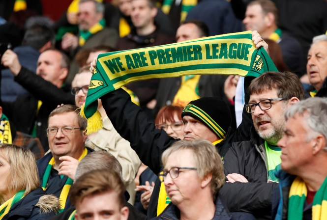 Norwich have limited one-off home tickets at £30 for their return to the Premier League, matching the away cap