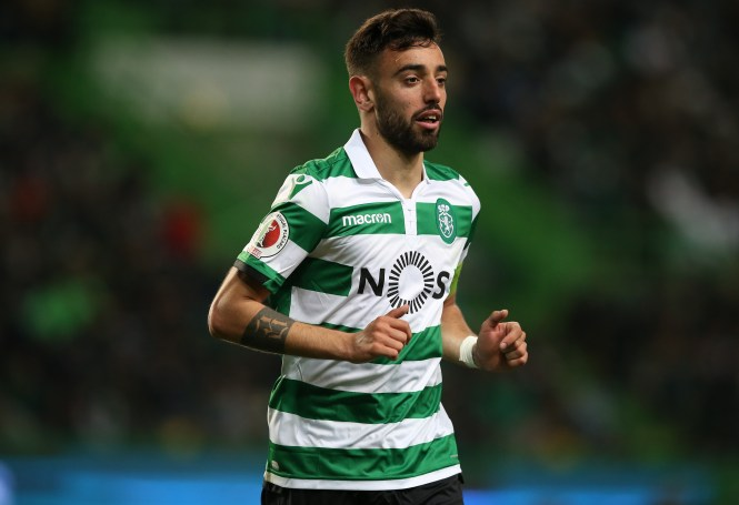 With 20 goals and 13 assists in the Portuguese league last season, Bruno Fernandes is attracting interest from plenty of top clubs