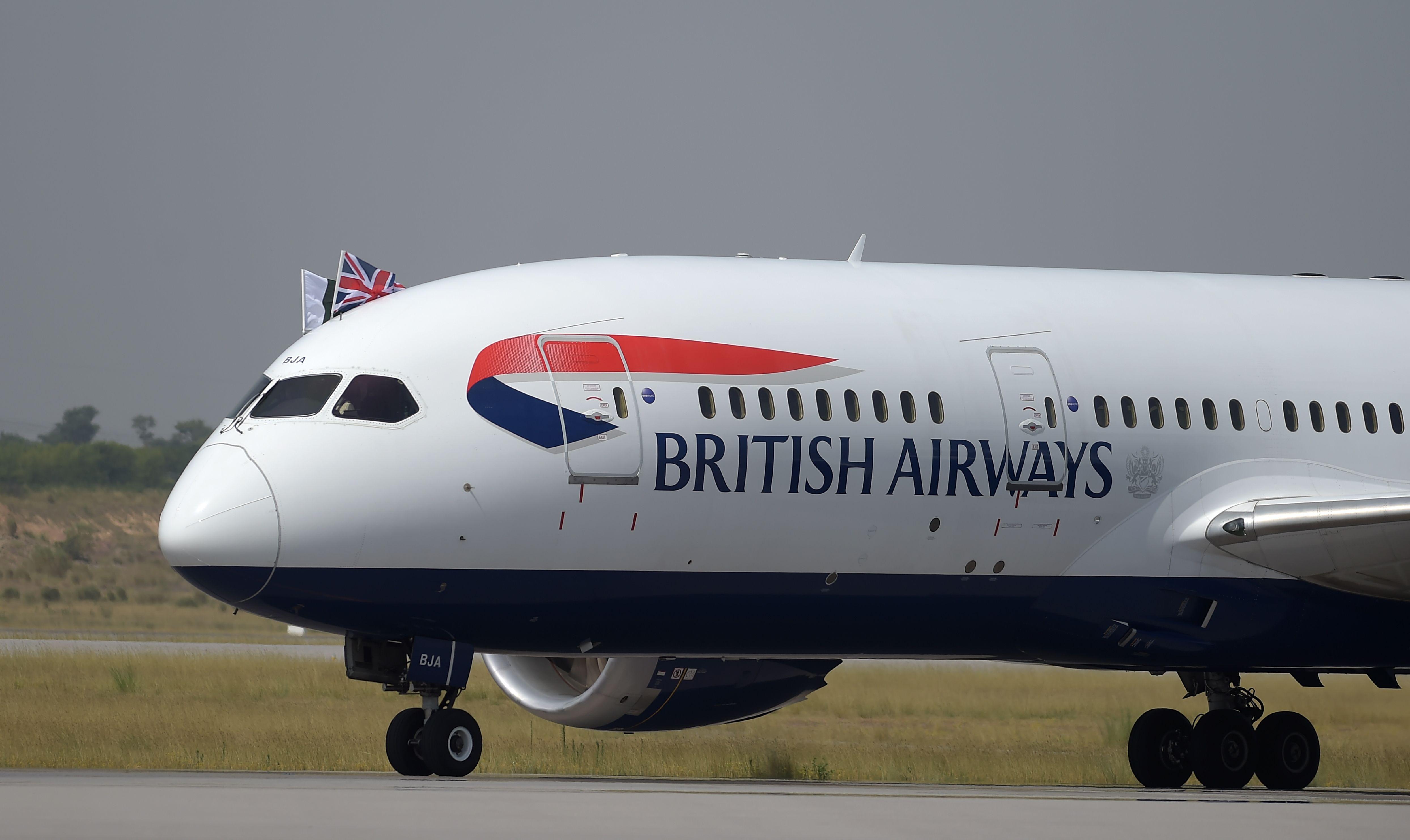 british airways owners plan