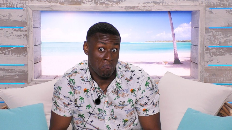 sherif love island - photo #13