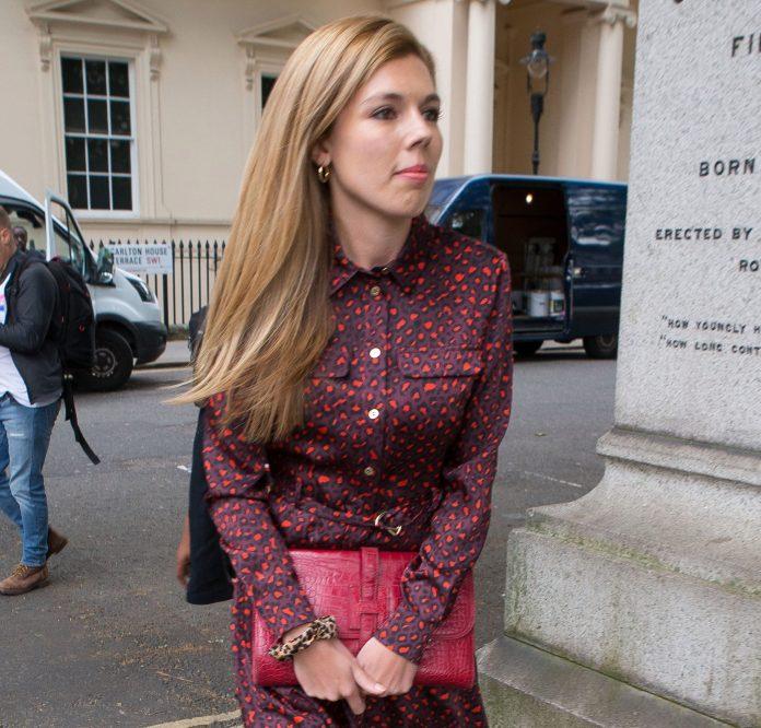 Boris Johnson S Girlfriend Carrie Symonds Will Get Him The Keys To