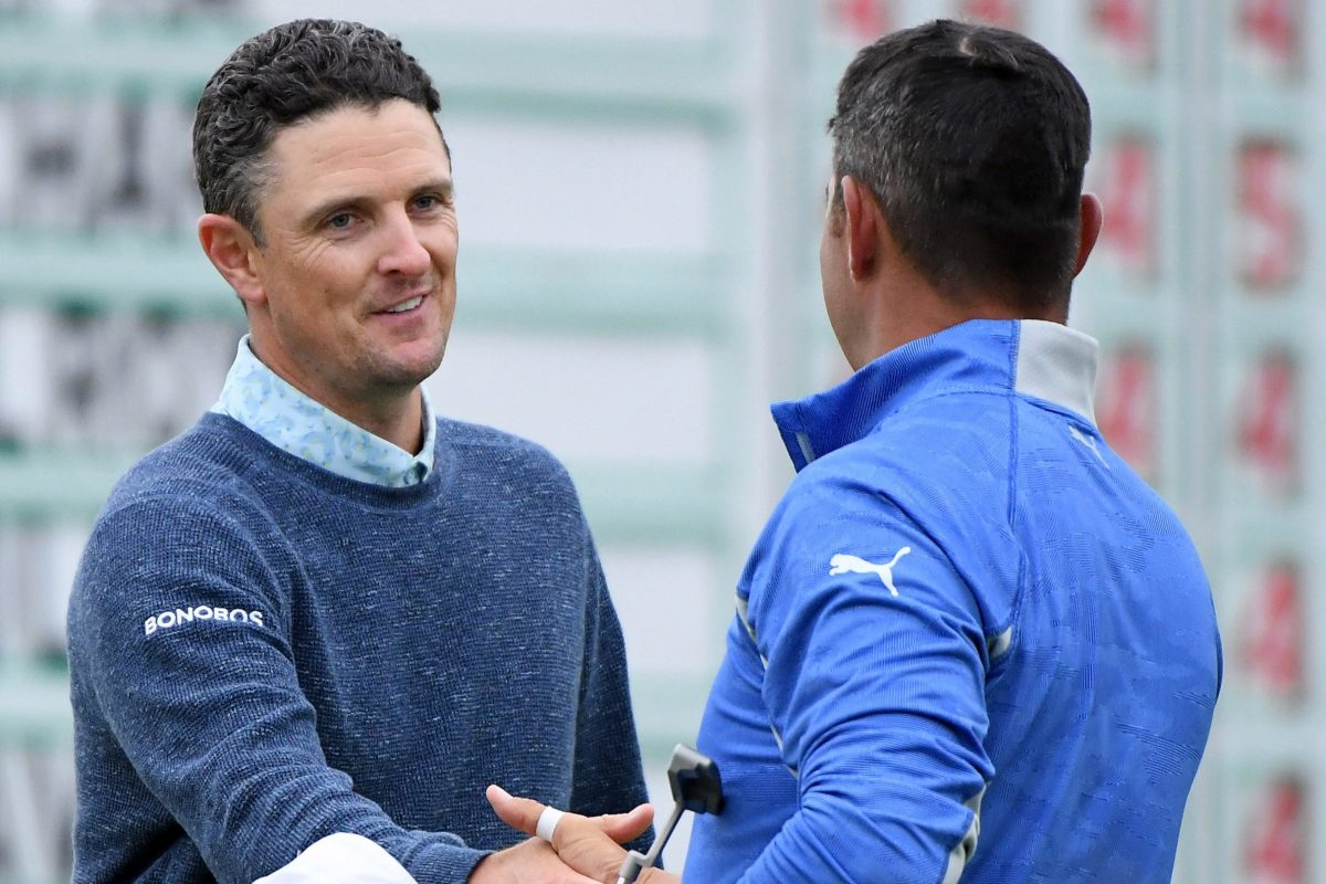 US Open final round LIVE: Follow all the action from Pebble Beach as Justin Rose chases down Gary Woodland