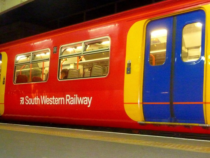 Passengers travelling on South Western Railway are set to endure five days of chaos, starting today