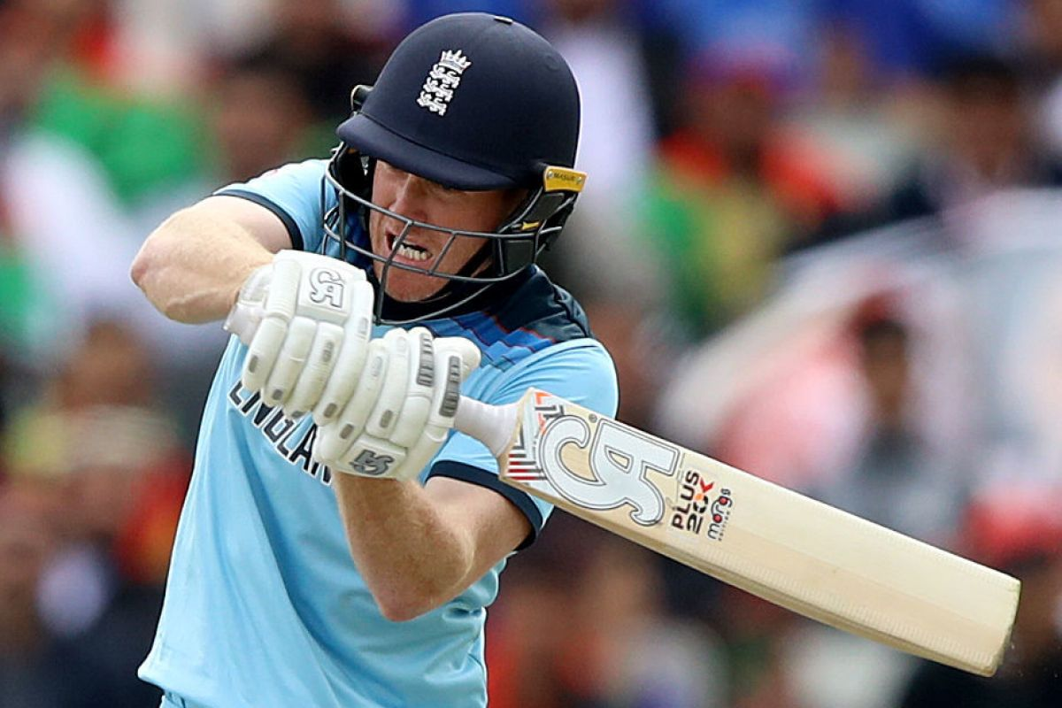 England vs Afghanistan LIVE: Morgan out after hitting 148 from 71 balls in Cricket World Cup