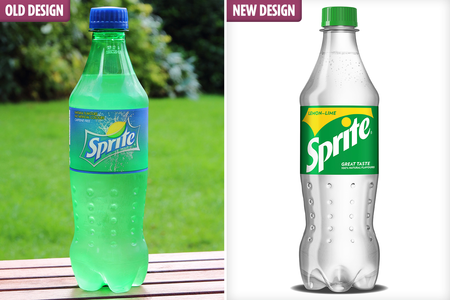 sprite is ditching its