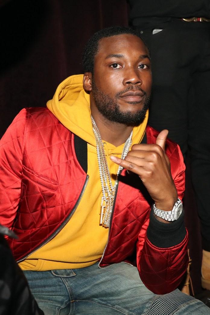 He accused Kim of meeting rapper Meek Mill in a hotel