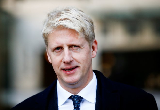 Jo Johnson has been an MP since 2010