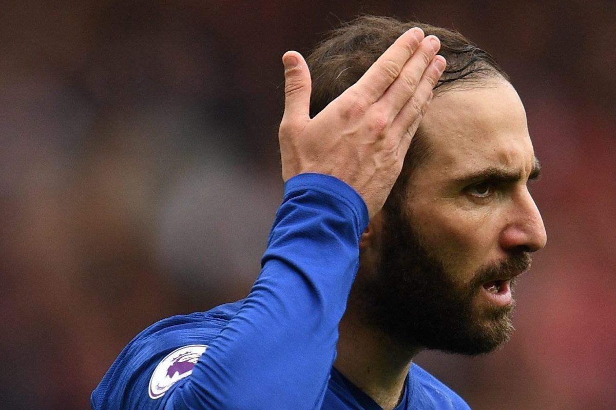 Roma 'agree season long loan deal for Higuain' – but Juventus striker doesn't want to move