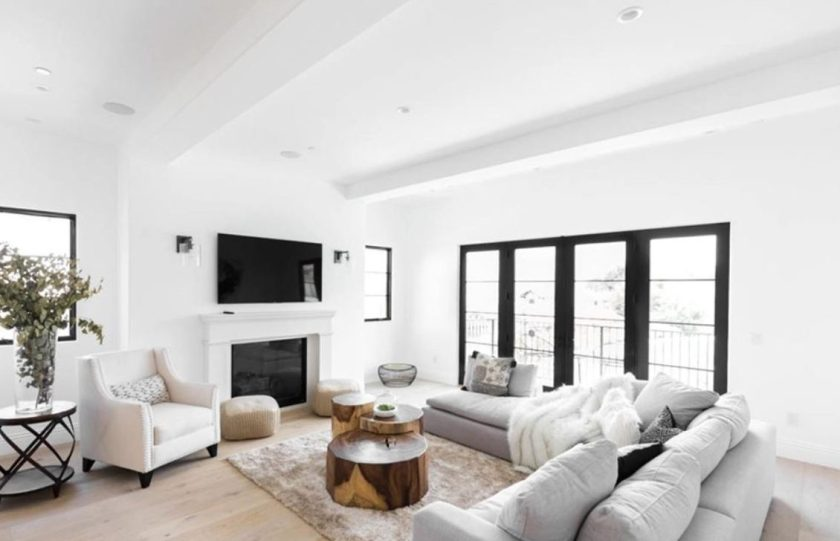 Williams splashed £5.1m to live in this Beverly Hills home