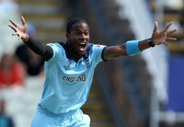 Jofra Archer has been a revelation at this year's Cricket World Cup for England