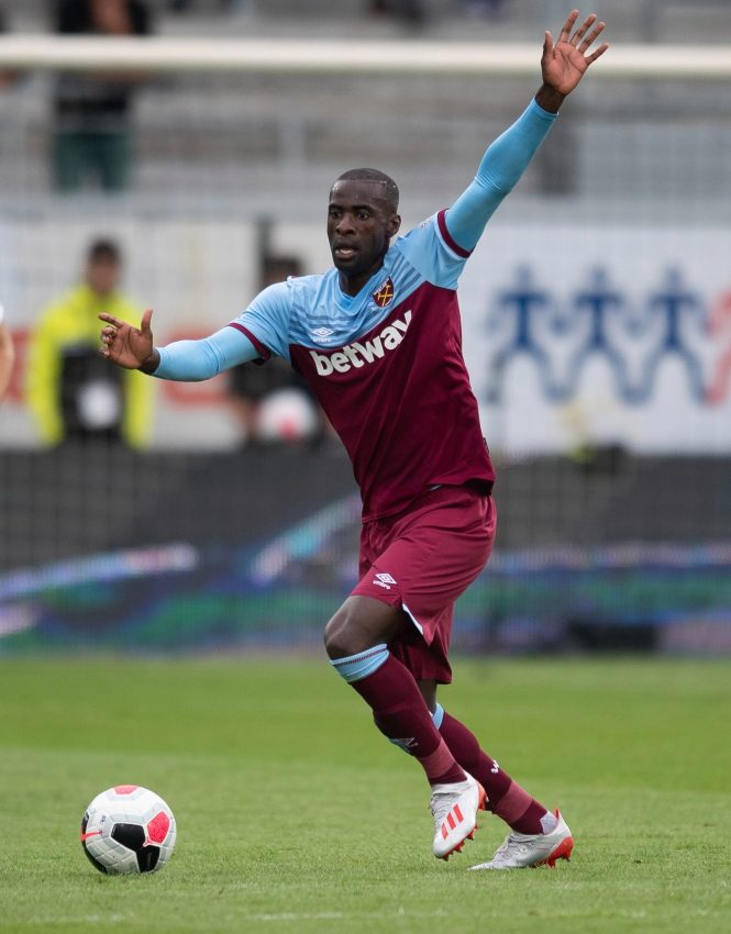West Ham star Pedro Obiang is wanted by Bologna and Sassuolo
