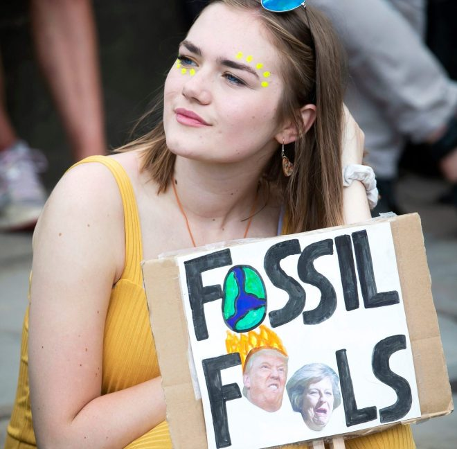 Extinction Rebellion protesters have blocked roads in city centres across the UK