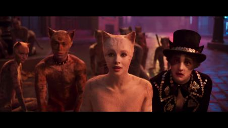 Image result for Cats Film