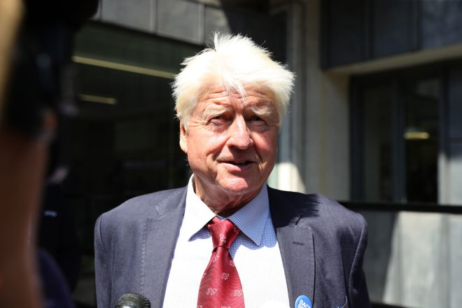 Stanley Johnson is the patriarch to one of the most political families in the UK