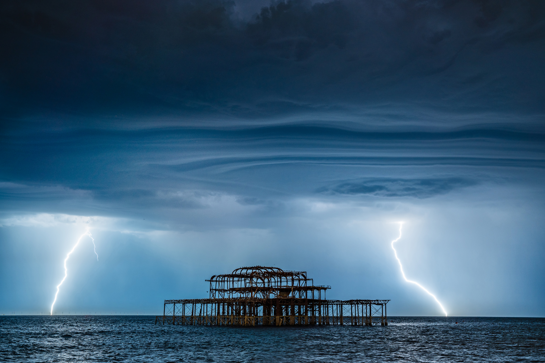 uk weather incredible pics