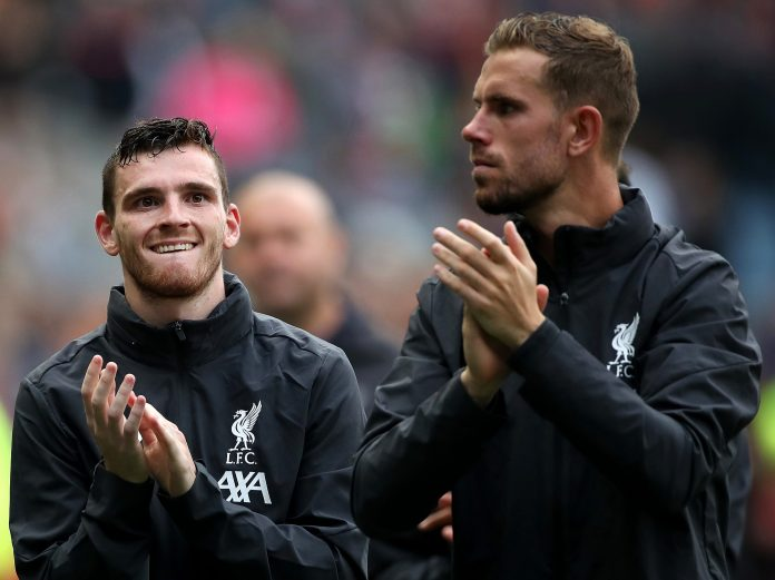 Henderson and Milner gave Liverpool team-mates X-rated rollicking