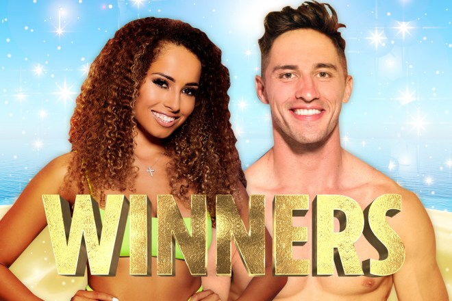 Greg O'Shea won Love Island 2019 with partner Amber Gill