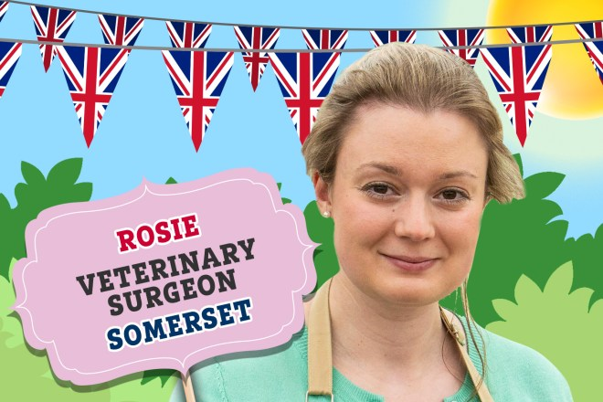Meet Bake Off 2019 star Rosie